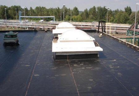 Hidroizolacije ravnih krovova i fasade